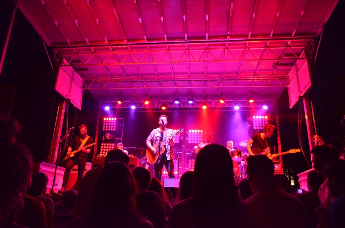 """How """"The Must Stay Weekend"""" country concert, turns in Fraternityrecruitment!"""