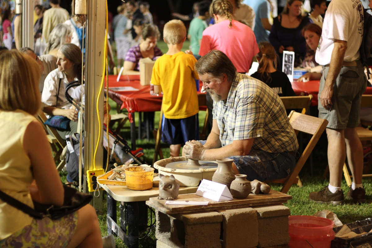 Free Art's Celebrations for Kids and Adults at MidsummerNights