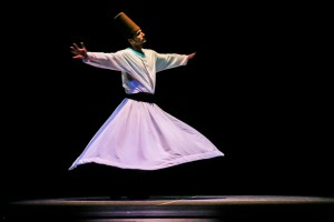 whirling dervish dance, Onur Kasaburi