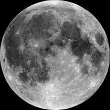 Full moon provided by en.wikipedia.org