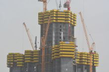 The Kingdom Tower 31 floor as of 1 January 2016 provided by en.wikipedia.org