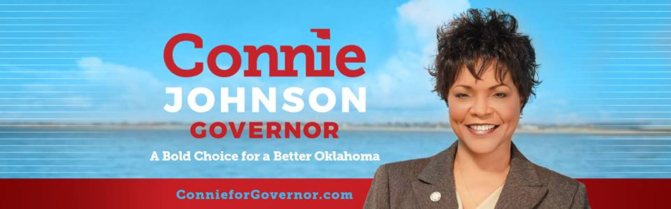 Connie Johnson, a candidate unlike anyother